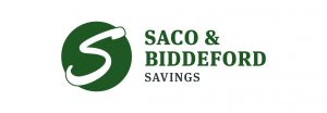 Green Saco & Biddeford Savings Logo